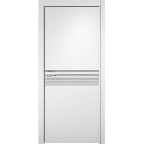 Межкомнатная дверь Севилья 17 Глухое, цвет софт айс